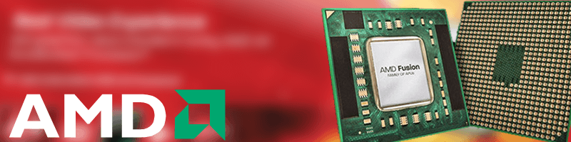 AMD スプラッシュ画像