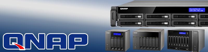 QNAP スプラッシュ画像