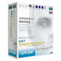 ESET Smart Security V4.0  5PC 更新