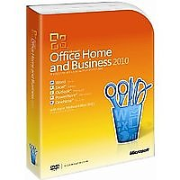 Office Home and Business 2010 English