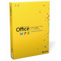 Office for Mac Home and Student 2011 日本語版