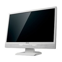 I.O DATA 22型ワイド液晶ディスプレイ WSXGA+(1680×1050)対応 ホワイト (LCD-AD222XW)画像
