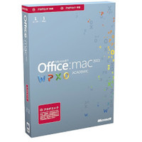 Office for Mac Academic 2011 日本語版