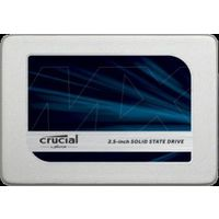 "525GB Crucial MX300 SATA 2.5"" 7mm(with9.5mm adapter)SSD(TLC)画像"