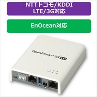 OpenBlocks IoT VX1 LTEモジュール(NTTドコモ/KDDI)搭載+EnOceanモジュール搭載画像