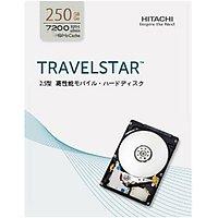 HITACHI IDK/250GB/3Gb/s SATA/7200rpm/2.5inch