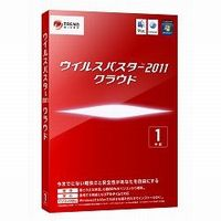 ウイルスバスター2011 クラウド 1年版