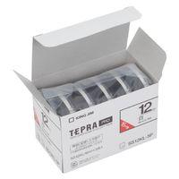 テプラPROテープエコパックロング(白)12mm画像