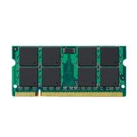 【キャンペーンモデル】メモリモジュール 200pin DDR2-533/PC2-4200 DDR2-SDRAM S.O.DIMM(2GB)