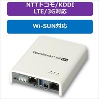 OpenBlocks IoT VX1 LTEモジュール(NTTドコモ/KDDI)搭載+Wi-SUNモジュール搭載画像