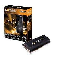 ZOTAC GeForce GTX470 - Dual slot