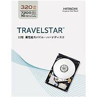 HITACHI IDK/320GB/3Gb/s SATA/7200rpm/2.5inch