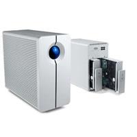RAID0/1対応 Linux搭載NAS/2TB