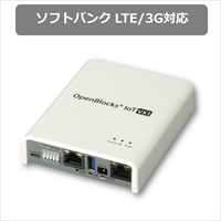 PLAT'HOME OpenBlocks IoT VX1 LTE/3Gモジュール(ソフトバンク)搭載 (OBSVX1/SLA)画像